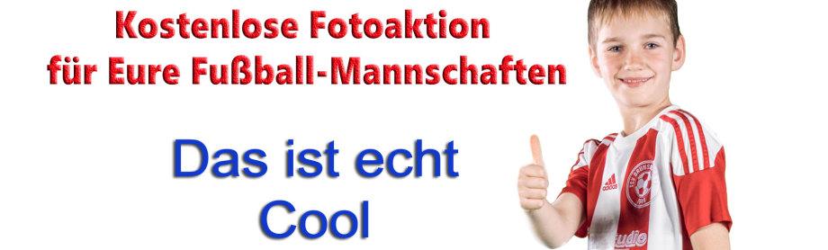 Fotograf Mit Onlineabwicklung Fussball Vereine